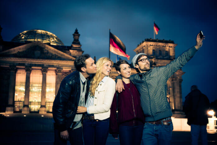 Take your media studies to Germany!