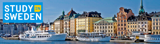 Study in Sweden - Requirements
