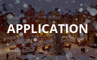 Study in Sweden - Application