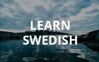 Study in Sweden - Learn Swedish