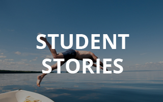 Study in Sweden - Student Stories