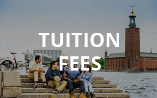 Study in Sweden - Tuition Fees