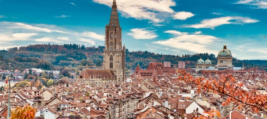 City in Switzerland