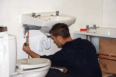 """If you want to be a Plumber the..."