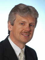 Raimund Rück, MBA-Teilnehmer der...