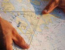 Säkrare kurs med Navigationsgruppen