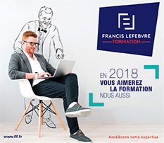 Catalogue 2018 de Francis Lefebv...