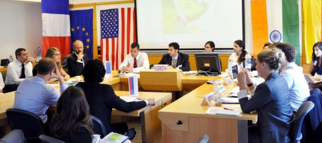 MA in Security & Diplomacy Studies