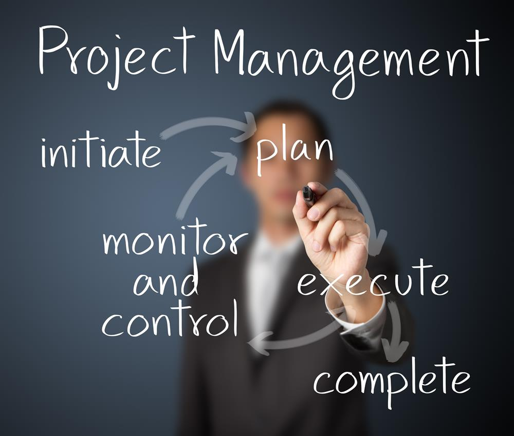 Project Management for an Executive PA