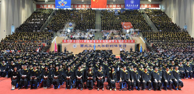 bachelor in China