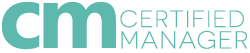 Certified Manager logo