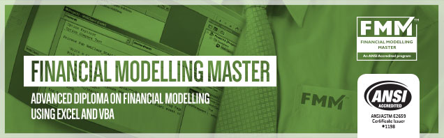 Financial Modelling Master