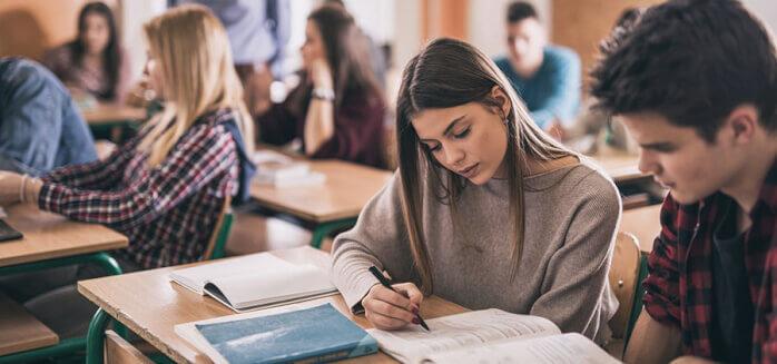 vælg uddannelse test