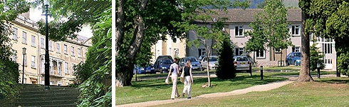 Bath Spa University housing