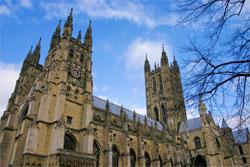Canterbury, the UK