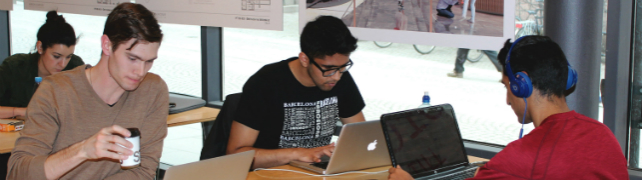 Young people studying - Aspire