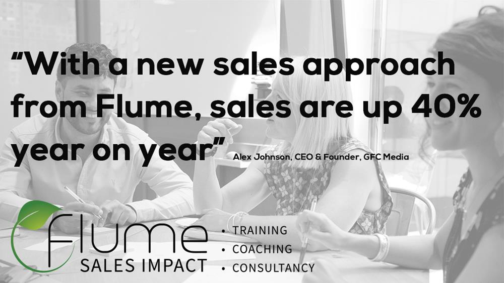 Flume Sales Training