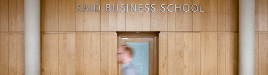 Saïd Business School, Oxford University