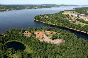 Leksands Folkhögskola miljöbild