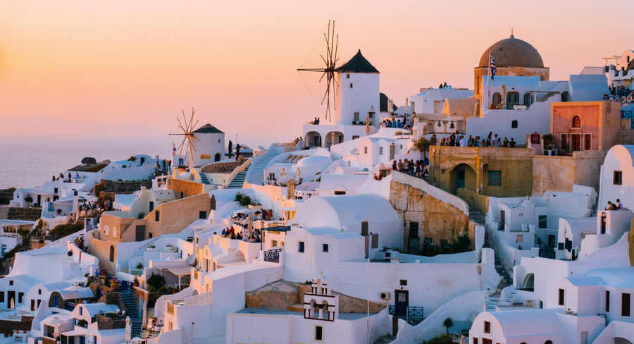 Study Greek Abroad in Greece