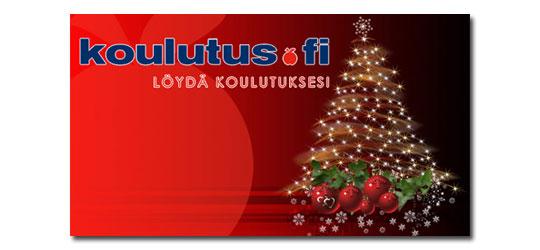 Koulutus.fi joulutervehdys