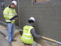 Plastering training courses with Goldtrowel