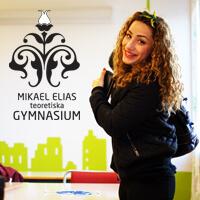 Utmanas och inspireras på Mikael Elias!