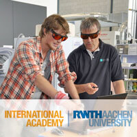 There is a master's waiting for you in Germany at RWTH!