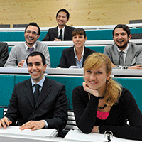 MBA & EMBA in International Business