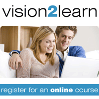 Free online courses from vision2learn