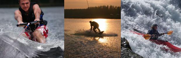 perfekt interracial vattensporter i Malmö