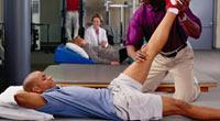 Utbildningar inom sjukgymnastik / fysioterapi