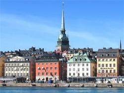 Sweden university education