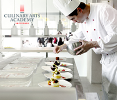 Culinary Arts Academy, Switzerland