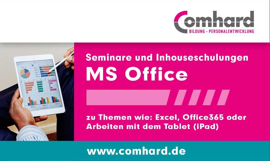 Comhard | Bildung • Personalentwicklung
