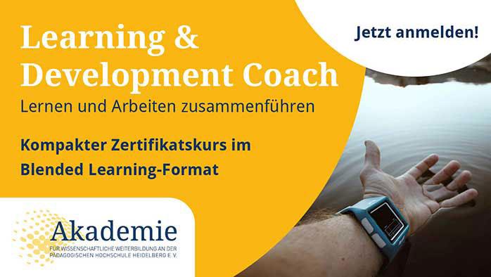 Learning & Development Coach