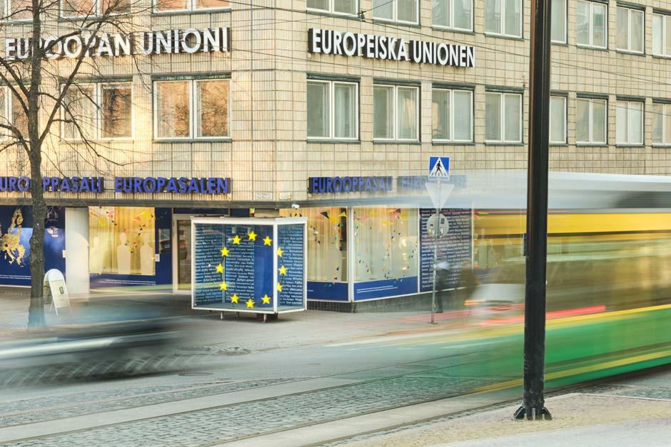 Euroopan Komission Suomen Edustusto