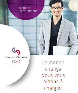 Catalogue de formations Excellence opérationnelle de CentraleSupélec