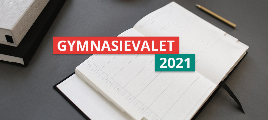 Tidsplan för gymnasievalet 2020