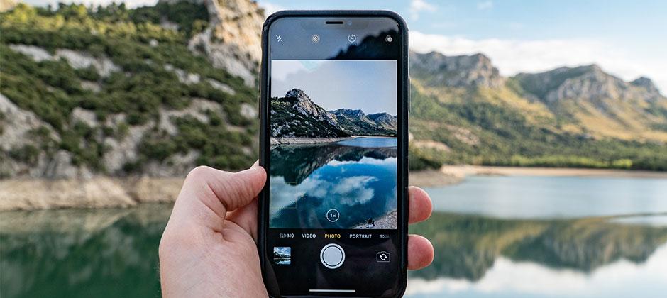 redigera dina bilder med gratisappar