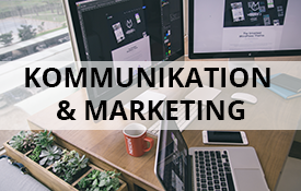Kommunikation & marketing
