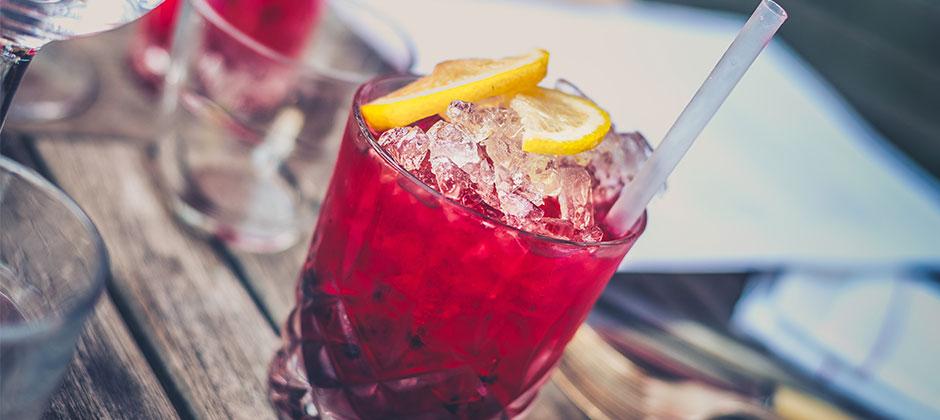 Recept på alkoholfria drinkar