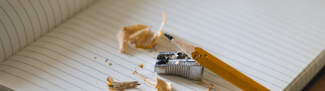 Pencil and sharpener: Apprenticeship Levy