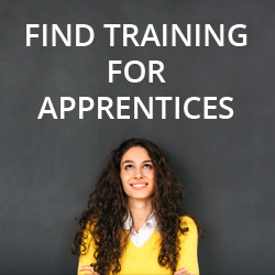 findcourses apprenticeship training