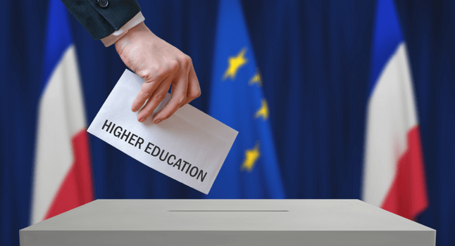 French Election: Higher Education