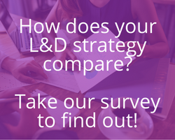 How does your L&D strategy compare