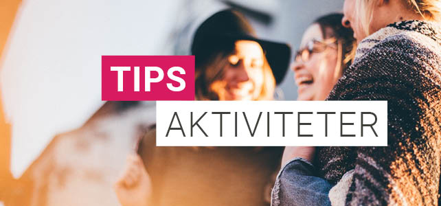 Dating tips aktiviteter