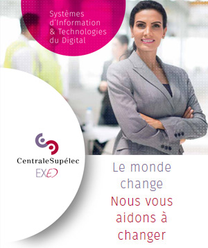 Catalogue de formations 2018 Systèmes d'information et Technologies digitales