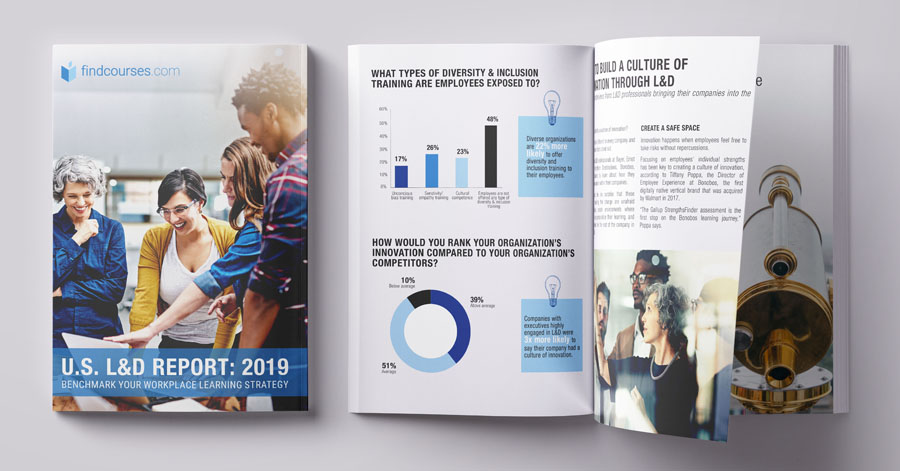 US L&D report 2019 - Benchmark your Workplace Learning