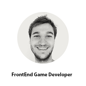 frontend game developer
